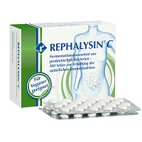REPHALYSIN C Tabletten - 100St - Darmflora