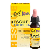 BACH ORIGINAL Rescue Kids Tropfen - 10ml - Alles f�r das Kind