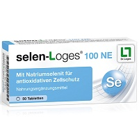SELEN LOGES 100 NE Tabletten - 50St - Dr. Loges
