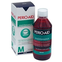 PERIO AID maintenance Mundspülung - 500ml - Dentaid