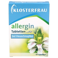 KLOSTERFRAU Allergin Tabletten - 50St - Allergien