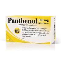 Panthenol 100 Mg Jenapharm Tabletten 100 St Medikamente Per Klick De