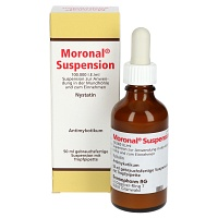 MORONAL Suspension - Mund- & Darmpilz