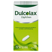 DULCOLAX Suppositorien - Magen, Darm & Leber