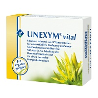 UNEXYM Vital Tabletten - 100St - Vegan