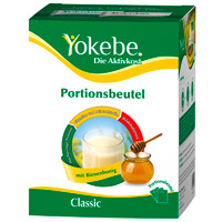 YOKEBE Classic Portionsbeutel - 8St - Abnehmpulver