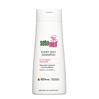SEBAMED Every Day Shampoo - 200ml - Normales & fettiges Haar