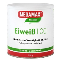 EIWEISS SCHOKO Megamax Pulver - Energy-Drinks