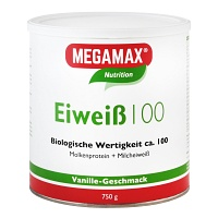 EIWEISS VANILLE Megamax Pulver - Energy-Drinks
