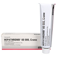 HEPATHROMB Creme 60.000 - 150g - Heparinpräparate