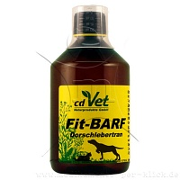 FIT-BARF Dorschlebertran vet. - 500ml - Barfen