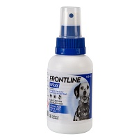 frontline spray f hunde katzen 100 ml medikamente per. Black Bedroom Furniture Sets. Home Design Ideas