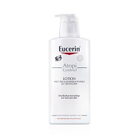 EUCERIN AtopiControl Lotion - Beauty-Box März 2017