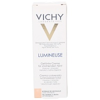 VICHY LUMINEUSE Mate clair normale/Mischhaut Creme - 30ml - Make-up