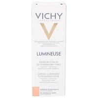 VICHY LUMINEUSE Mate peche normale/Mischhaut Creme - 30ml - Make-up