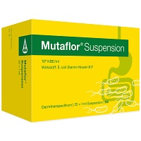 MUTAFLOR Suspension - 25X1ml - Darmflora
