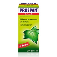 PROSPAN Hustensaft - 200ml