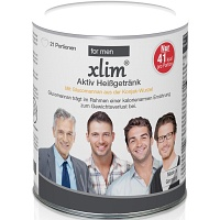XLIM Aktiv Hei�getr�nk for men Pulver - 300g - xlim�