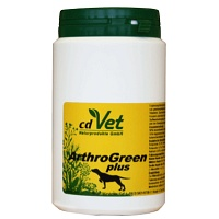 ARTHROGREEN plus Neu vet. - 75g - Gelenke & Knochen