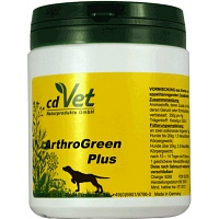 ARTHROGREEN plus Neu vet. - 330g - Gelenke & Knochen