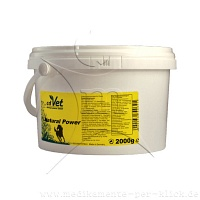 NATURAL Power vet. - 20kg - Futter & Leckerlies