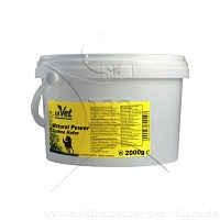 NATURAL Power ohne Hafer vet. - 20kg - Futter & Leckerlies