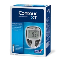 CONTOUR XT Set mg/dl - Diabetes