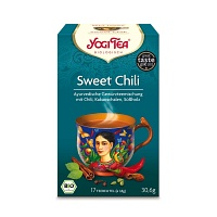 YOGI TEA Sweet Chili Bio Filterbeutel