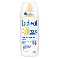 LADIVAL allergische Haut Spray LSF 30 - 150ml - Sonnen- & Insektenschutz