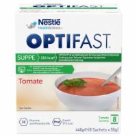 OPTIFAST home Suppe Tomate Pulver - 8X55g - Abnehmen & Diät