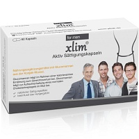 XLIM Aktiv Sättigungskapseln for men - 60St - xlim®