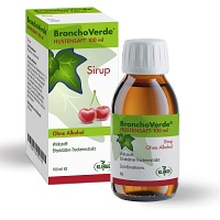 BRONCHOVERDE Hustensaft - 100ml