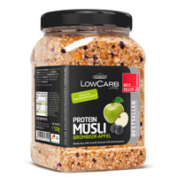 LAYENBERGER LowCarb.one Protein M�sli Bromb.-Apfel - 550g - Low Carb