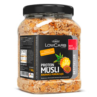 LAYENBERGER LowCarb.one Protein Müsli Ananas-Mara. - 560g - Low Carb