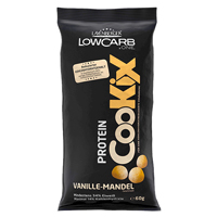 LAYENBERGER LowCarb.one Protein CooKix Vanille-Ma. - 60g - Low Carb