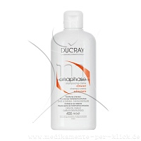 DUCRAY anaphase Creme-Shampoo belebend - 400ml - Haarausfall