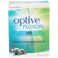OPTIVE Fusion UD Augentropfen - 30X0.4ml - Optive