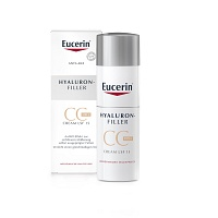 EUCERIN Anti-Age HYALURON-FILLER CC Cream hell - Anti-Age