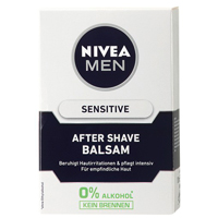 NIVEA MEN After Shave Balsam sensitive - 100ml - Nivea