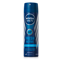 NIVEA MEN Deo Spray fresh active - 150ml