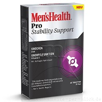 MEN'S HEALTH Pro Stability Support Tabletten - 40St - Nahrungsergänzung