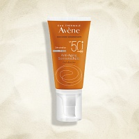 AVENE SunSitive Anti-Aging Sonnenemulsion SPF 50+ - Sonne