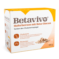 BETAVIVO mit Beta-Glucan aus Hafer - 15X23g - Diabetes