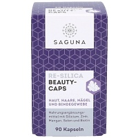 RE SILICA Beauty-Caps 3-Monate Kur - 90St - Haut, Haare & Nägel