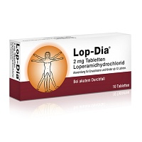 LOP-DIA 2 mg Tabletten - 10St
