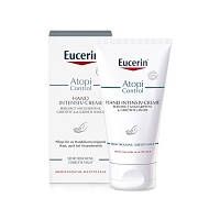 EUCERIN AtopiControl Hand Intensiv-Creme - Mutter & Kind