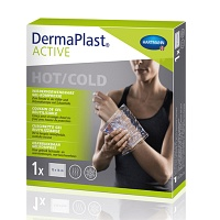 DERMAPLAST Active Hot/Cold Pack klein 13x14 cm - 1St - Dermaplast Active