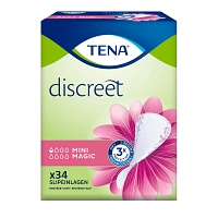TENA LADY Discreet Einlagen mini magic
