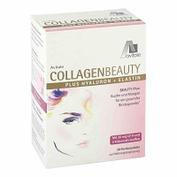COLLAGENBEAUTY plus Hyaluron+Elastin Sticks - Haut, Haare & Nägel