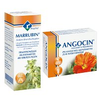 ANGOCIN ANTI INFEKT N + MARRUBIN ANDORN BRONCHIAL